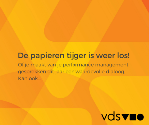 Performance Management - de papieren tijger