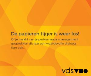 Performance Management - de papieren tijger