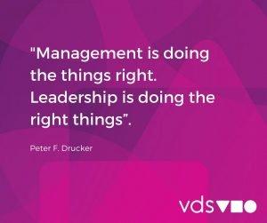 Verschil managers en leiders