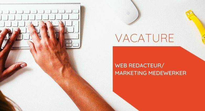Vacature webredacteur / marketingmedewerker | VDS Mobile banner 780 x 425