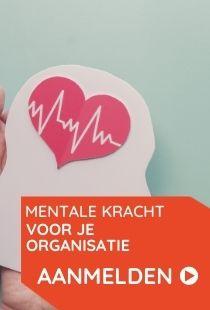 Mentale Kracht voor je organisatie aanmelden