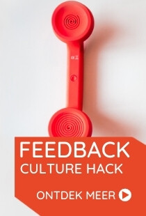 Vds training consultancy maatwerkprogramma feedback culutre hack