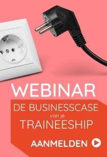 Vds training consultancy webinar businesscase van een traineeship aanmelden