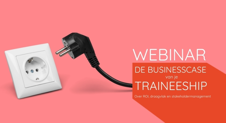 Vds training consultancy webinar businesscase van een traineeship mobile